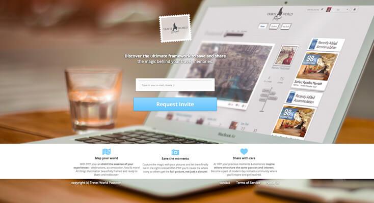 инфографика от экспертов по интернет-маркетингу Unbounce